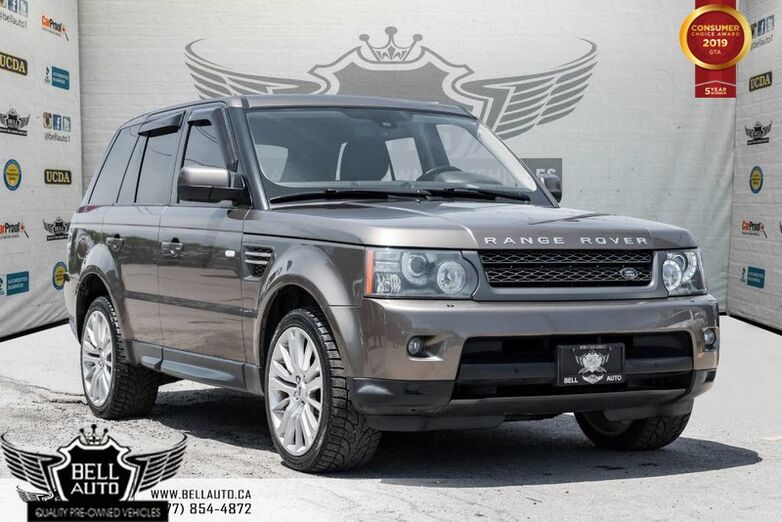 2010 Land Rover Range Rover Sport LUX, V8, AWD, NAVI, BACK-UP CAM, SUNROOF Toronto ON