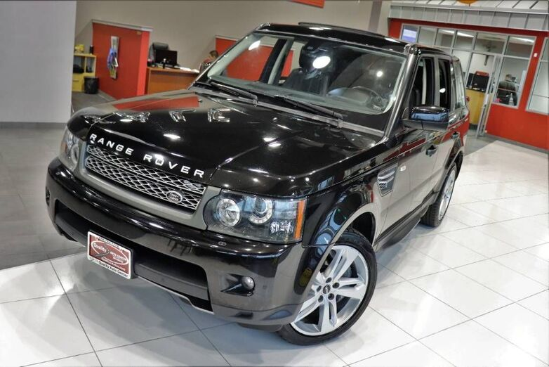 2010 Land Rover Range Rover Sport SC Extended Leather Package 20 inch Alloy Wheels Sunroof Backup Camera Springfield NJ