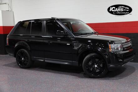2010_Land Rover_Range Rover Sport_Supercharged 4dr Suv_ Chicago IL