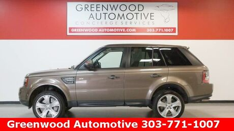 2010 Land Rover Range Rover Sport Supercharged Greenwood Village CO