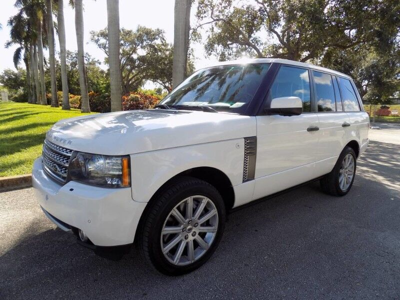 2010 Land Rover Range Rover Supercharged Hollywood FL