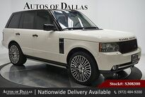 Land Rover Range Rover Supercharged NAV,CAM,SUNROOF,HTD STS,PARK ASST,DVD 2010