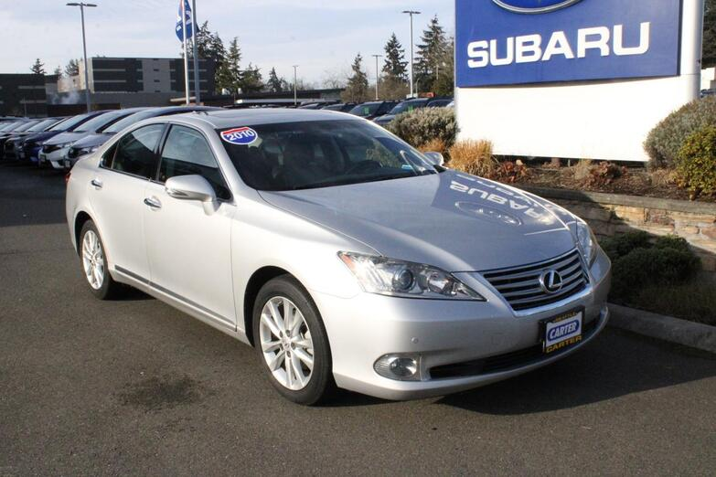 2010 Lexus ES 350  Seattle WA
