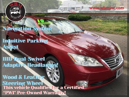 2010_Lexus_ES 350_w/ Luxury Pkg & Navigation_ Arlington VA