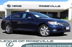 2010_Lexus_GS_350_ Roseville CA