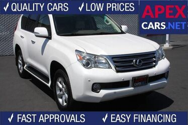High Quality Lexus GX 460 2010