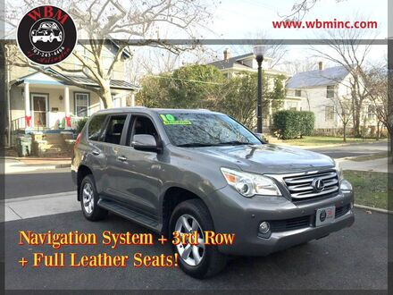 2010_Lexus_GX 460_w/ Sport Design Package_ Arlington VA