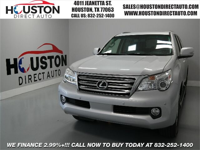2010 Lexus GX 460 Houston TX