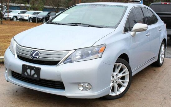 2010 Lexus HS 250h w/ NAVIGATION & LEATHER SEATS Lilburn GA