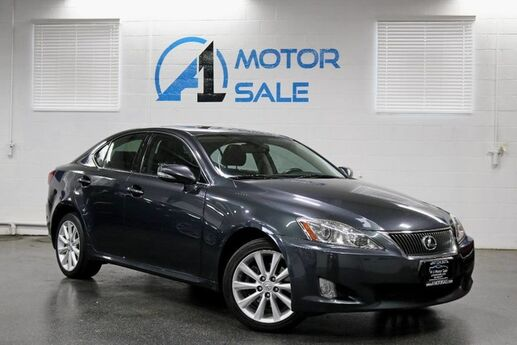 2010 Lexus IS 250 AWD Schaumburg IL