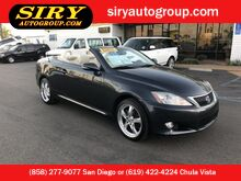 2010_Lexus_IS 250C__ San Diego CA