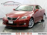 2010 Lexus IS 250C 2.5L V6 Engine RWD Hard Top Convertible