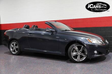 2010_Lexus_IS 250C_2dr Convertible_ Chicago IL