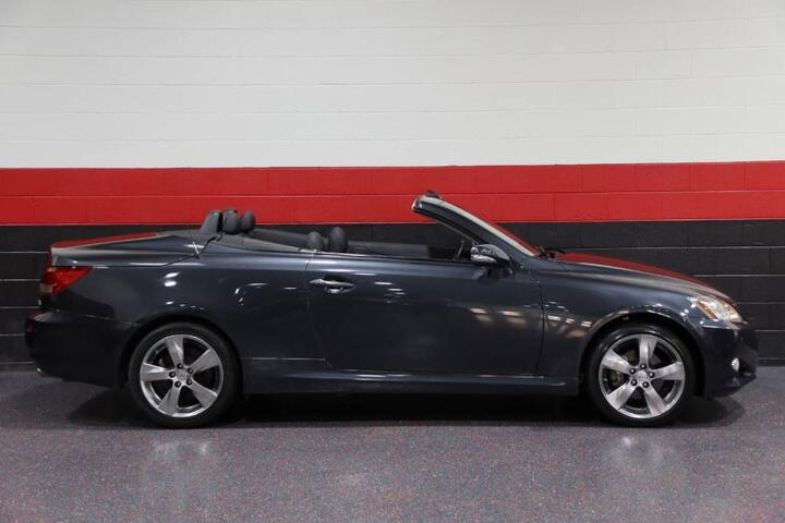 2010 Lexus IS 250C 2dr Convertible Chicago IL