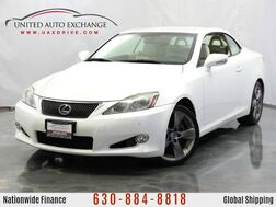 2010_Lexus_IS 250C_Convertible_ Addison IL