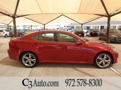 2010 Lexus IS 350  Plano TX