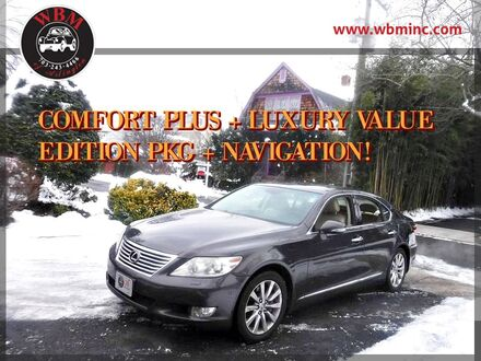 2010_Lexus_LS 460_Luxury_ Arlington VA