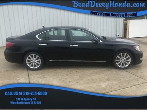 2010_Lexus_LS_460_ West Burlington IA