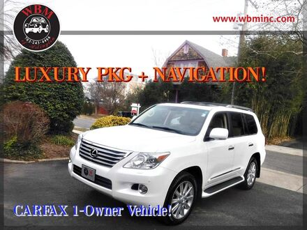 2010_Lexus_LX 570_4WD_ Arlington VA