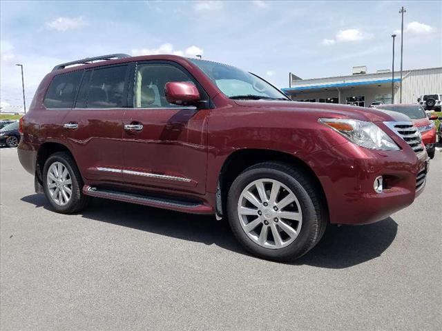 2010 Lexus LX 570 Base Chattanooga TN