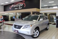 2010_Lexus_RX 350_- Sun Roof, Heated and Cooled Seats_ Cuyahoga Falls OH