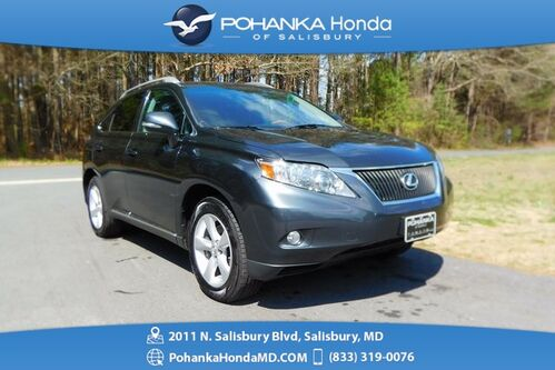 2010_Lexus_RX_350 AWD ** NAVI & SUNROOF ** GUARANTEED FINANCING **_ Salisbury MD