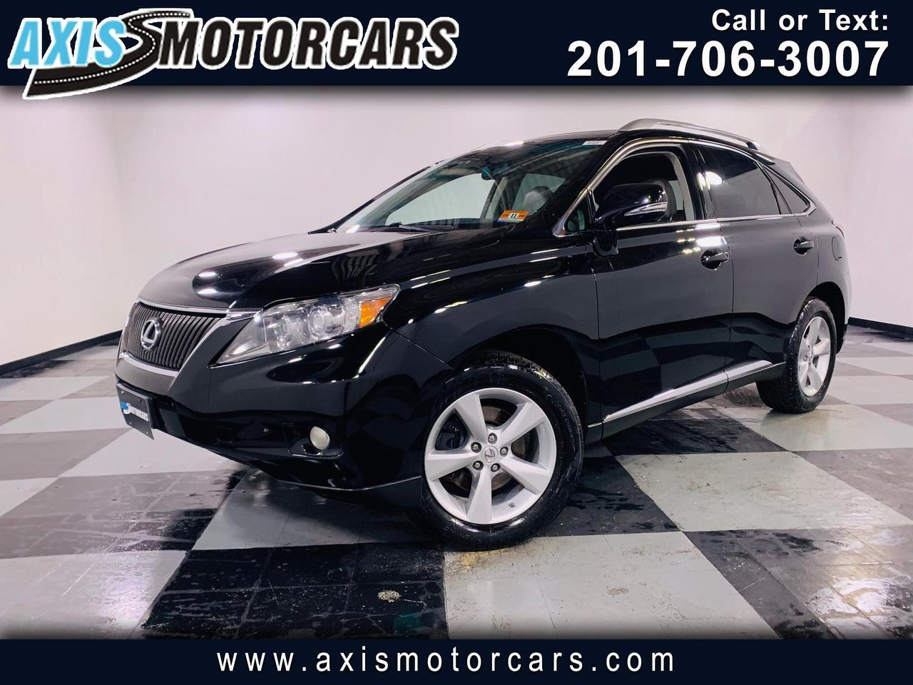 2010 Lexus RX 350 AWD 4dr Jersey City NJ