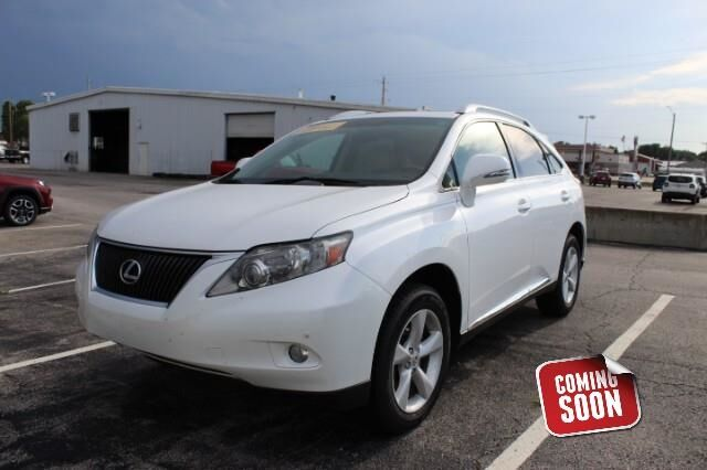 2010 Lexus RX 350 AWD 4dr Fort Scott KS