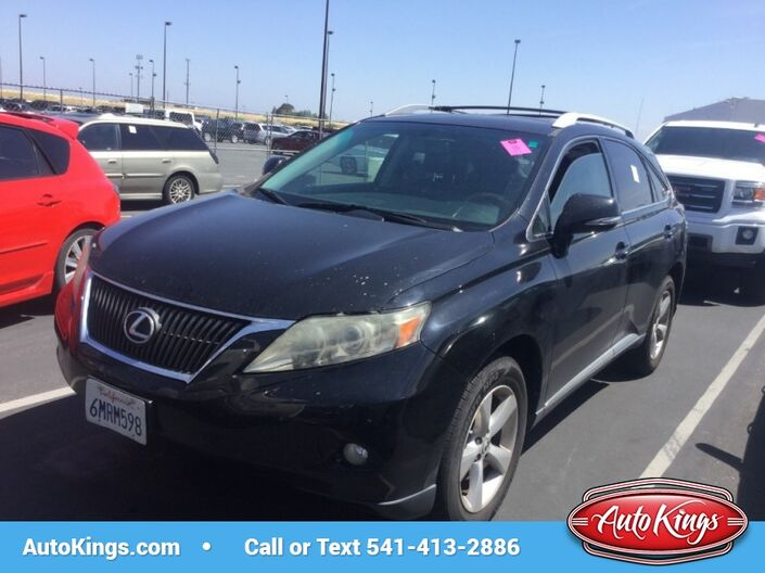2010 Lexus RX 350 AWD Bend OR