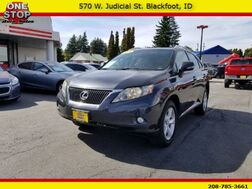 2010_Lexus_RX 350_FWD_ Pocatello and Blackfoot ID