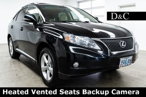 2010_Lexus_RX_350 Heated Vented Seats Backup Camera_ Portland OR