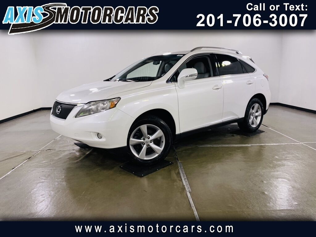 2010 Lexus RX 350 Jersey City NJ
