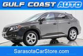 2010 Lexus RX 350 LEATHER COLD AC SUNROOF RUNS GREAT WHEELS