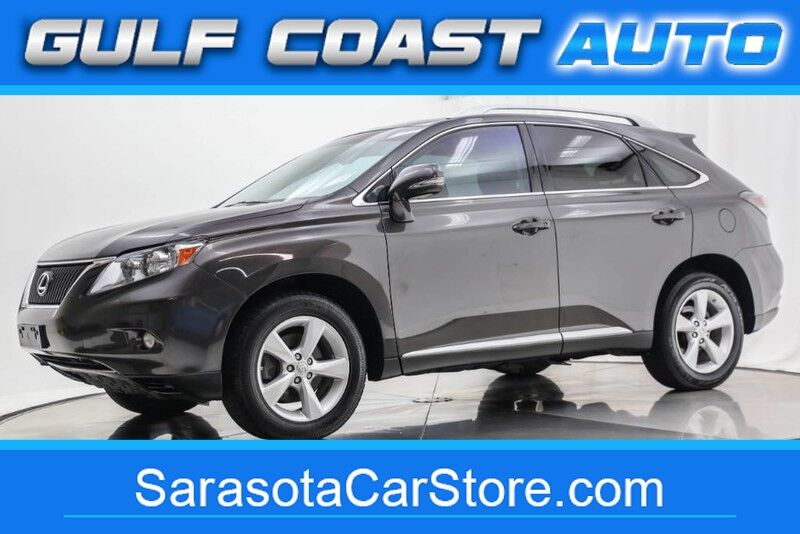 2010_Lexus_RX 350_LEATHER COLD AC SUNROOF RUNS GREAT WHEELS_ Sarasota FL