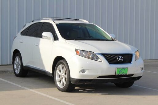 2010_Lexus_RX 350_LEATHER_ Longview TX
