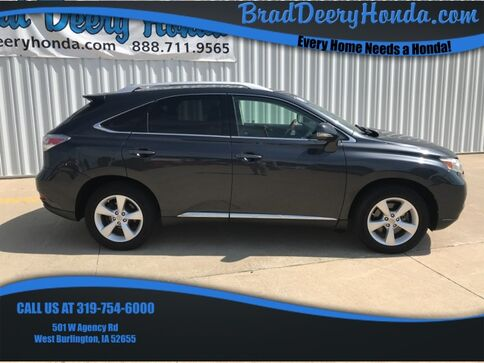 2010_Lexus_RX_350_ West Burlington IA