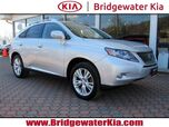 2010 Lexus RX 450h AWD, Premium Pkg, Comfort Pkg, Navigation System, Rear-View Camera, Bluetooth Technology, Ventilated Leather Seats, Power Sunroof, 19-Inch Alloy Wheels,