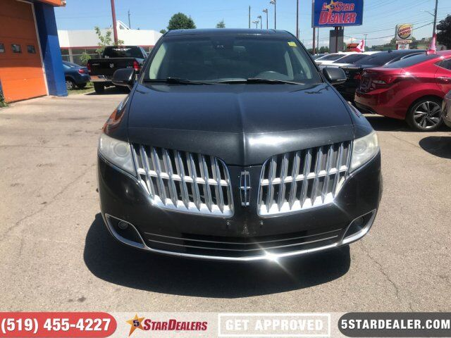 2010 Lincoln Mkt Leather Nav Roof Awd East London On 24911498