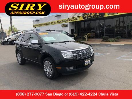 2010 Lincoln MKX  San Diego CA