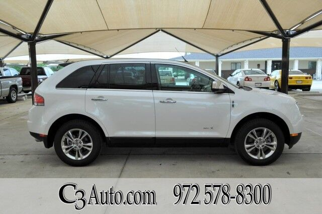 2010 Lincoln MKX 1-Owner!!! 25 Service Record  Plano TX