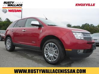 2010_Lincoln_MKX_Base_ Knoxville TN