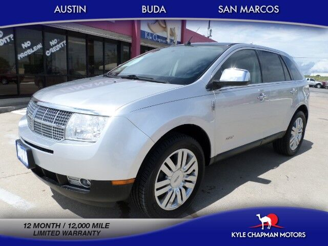 2010 Lincoln MKX NAV, BT, ALLOY WHEELS,