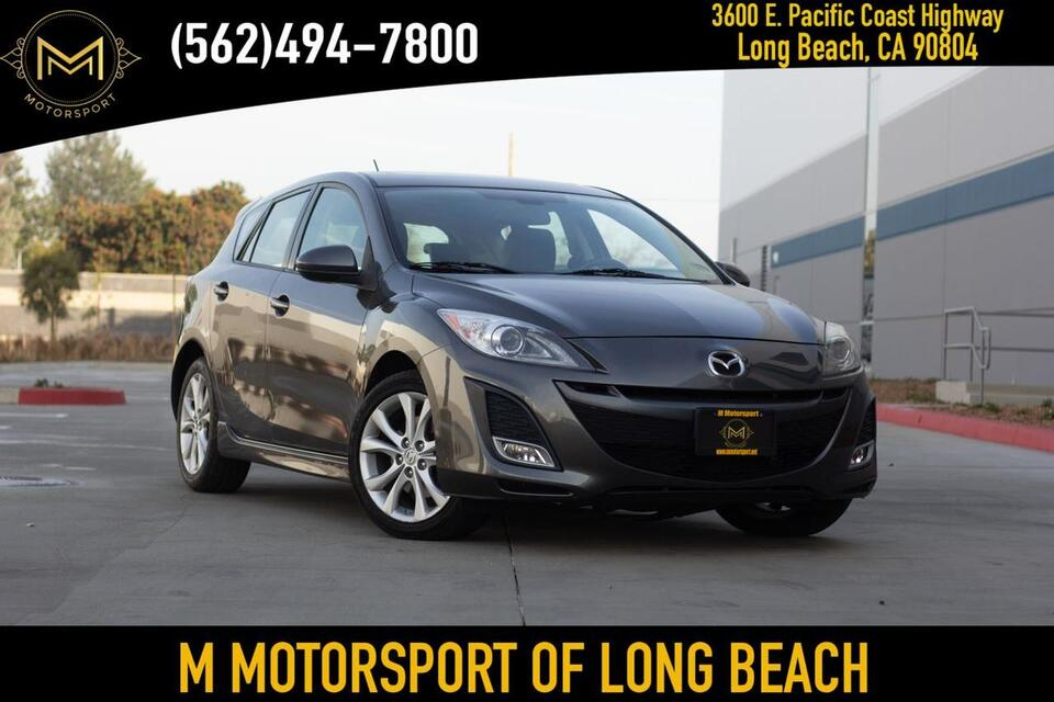 2010_MAZDA_MAZDA3_s Grand Touring Hatchback 4D_ Long Beach CA