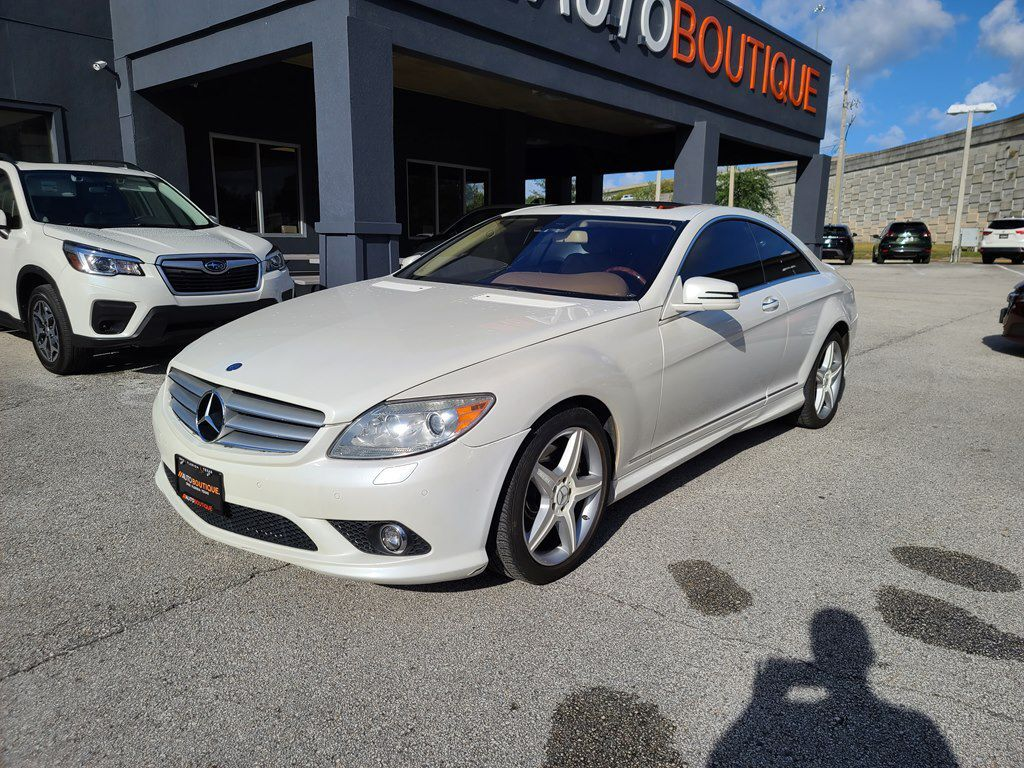 2010 MERCEDES-BENZ CL550 550 4MATIC Jacksonville  FL