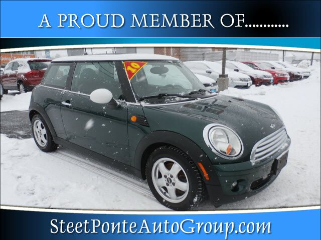 2010 MINI Cooper Base Yorkville NY