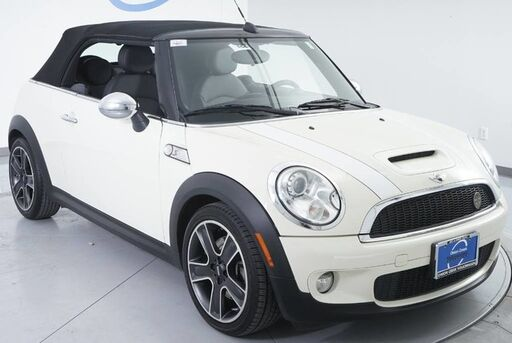 2010_MINI_Cooper Convertible_S_ Longview TX