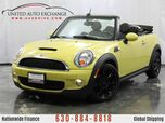 2010 MINI Cooper Convertible S Manual Transmission