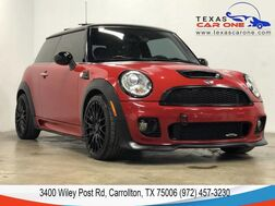 2010_MINI_Cooper_JOHN COOPER WORKS PANORAMA LEATHER HEATED SEATS BLUETOOTH_ Carrollton TX