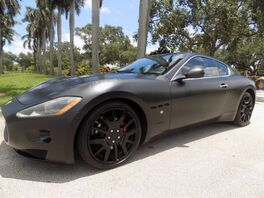 2010_Maserati_GranTurismo_Base_ Hollywood FL