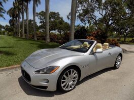 2010_Maserati_GranTurismo Convertible_Base_ Hollywood FL